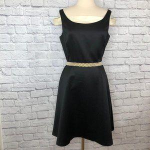 Princy Jessica Simpson Satin A-Line Dress Lined Co